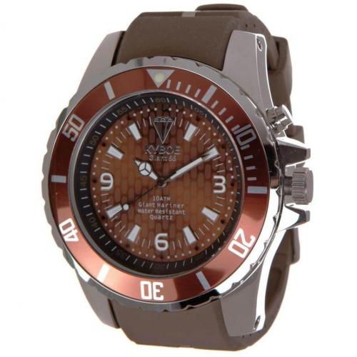 Kyboe Silver Series Giant 55 Uhr chocolate