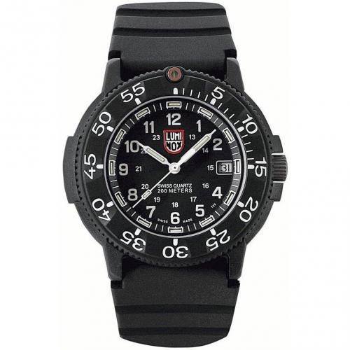 Luminox Uhr schwarz
