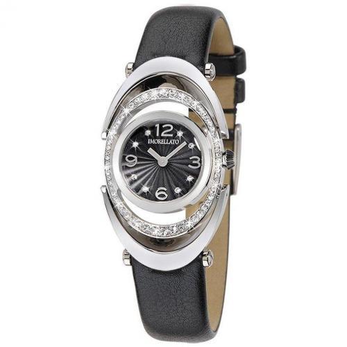 Morellato Heritage Qg008 Uhr silber/schwarz