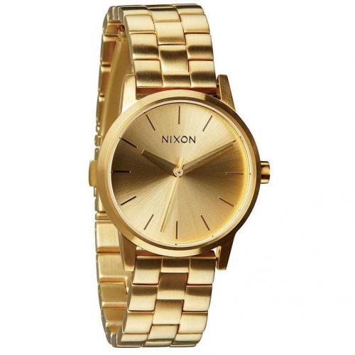 Nixon Damenuhr Small Kensington Gold 1502