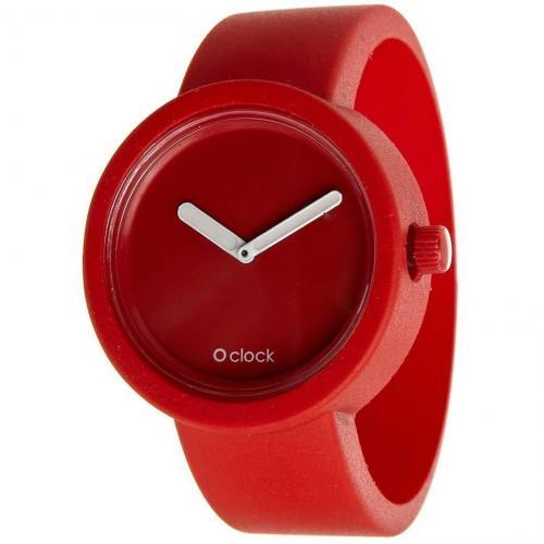 O clock Uhr traffic red