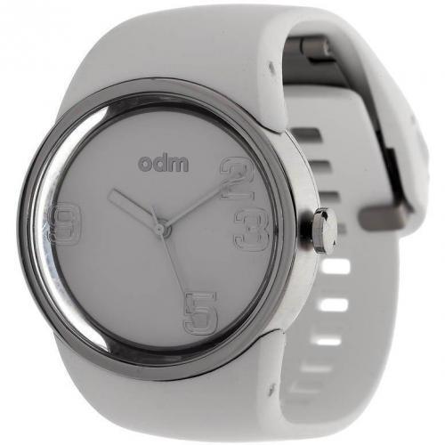 ODM Blink Uhr weiß