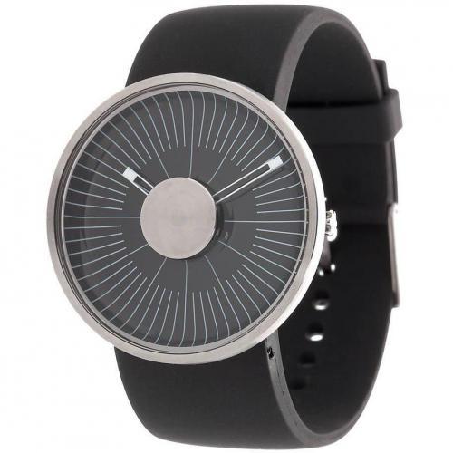 ODM Hacker Uhr silver/black