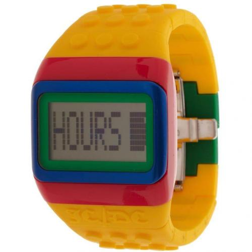 ODM Jc0116 Digitaluhr yellow
