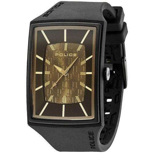 Police Vantage X Uhr schwarz