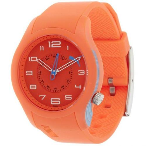 Puma Boost Uhr orange