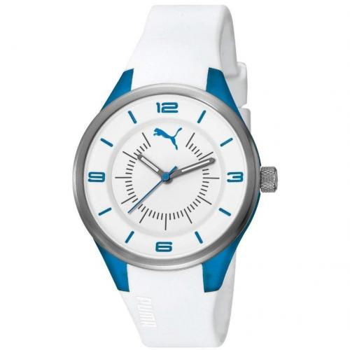 Puma Fusion S Uhr light blue