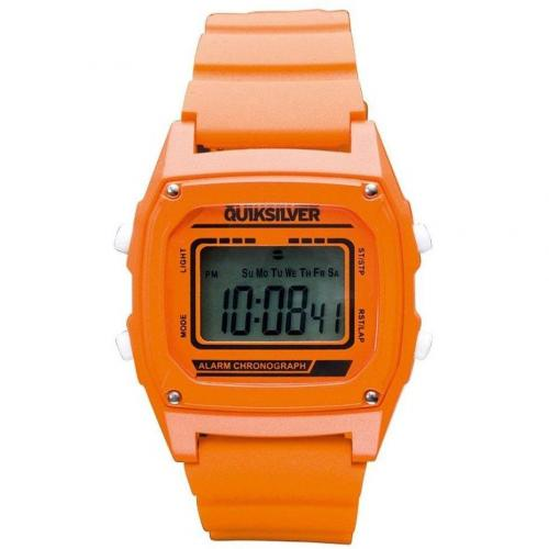 Quiksilver Short Circuit Digitaluhr orange
