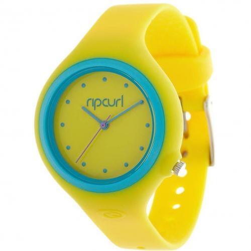 Rip Curl Aurora Uhr yellow/blue