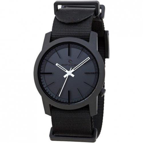 Rip Curl Uhr schwarz