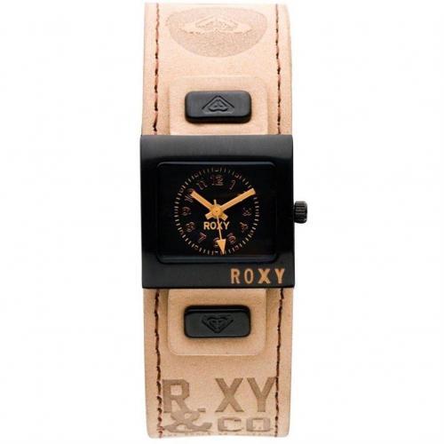 Roxy Biarritz Uhr camel
