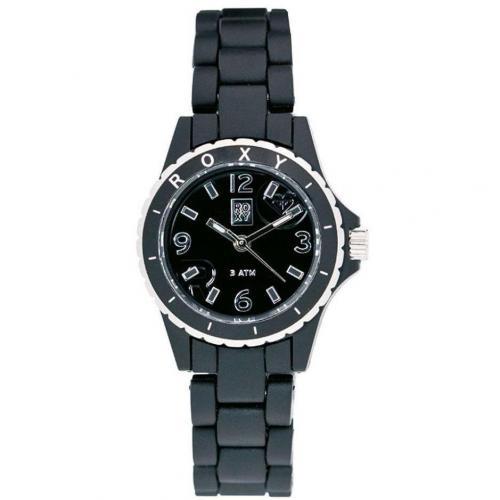Roxy Jam Small Uhr schwarz