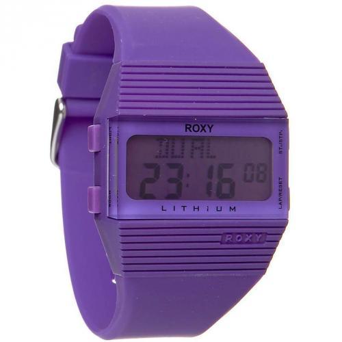 Roxy Syrup Zeitmesser purple