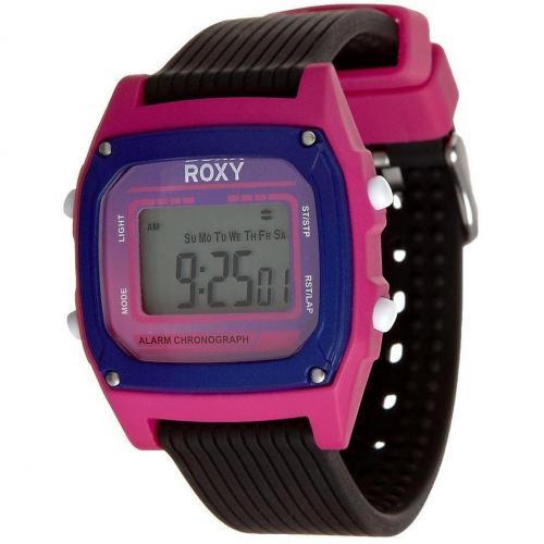 Roxy Womens Circuit Zeitmesser black/pink