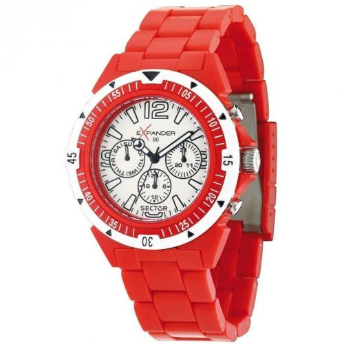 Sector Expander 90 Uhr rot