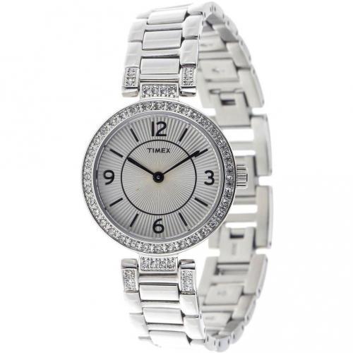 Timex T2n452 Uhr silber