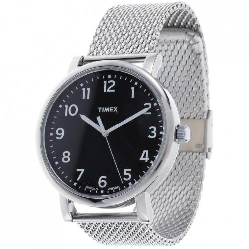Timex T2n602 Uhr silber