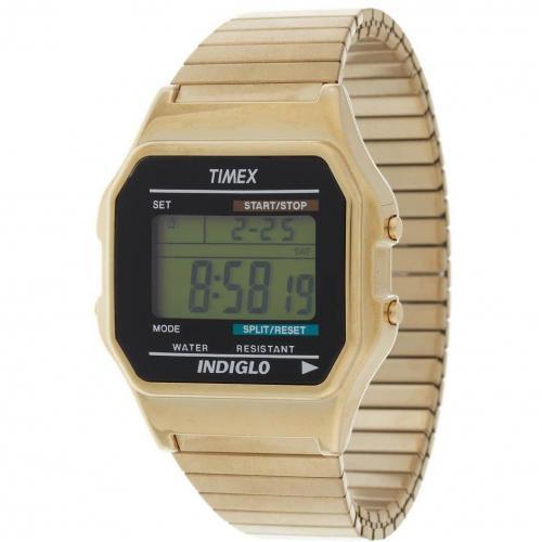 Timex T78677 Digitaluhr gold