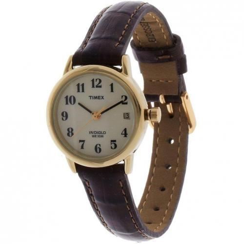 Timex Uhr braun