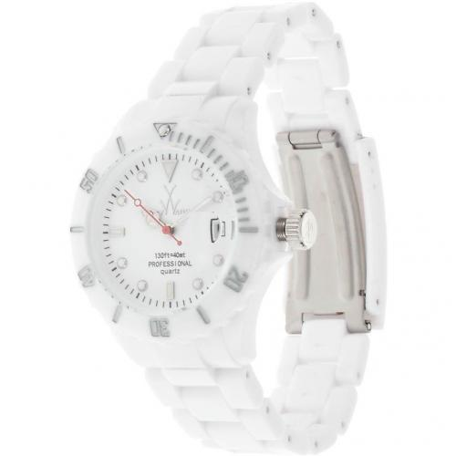ToyWatch Candy Sugar Uhr white