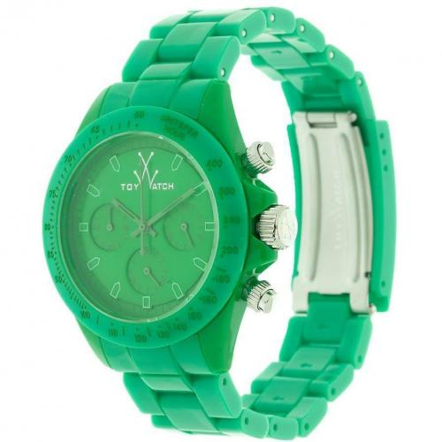 ToyWatch Monochrome Uhr green