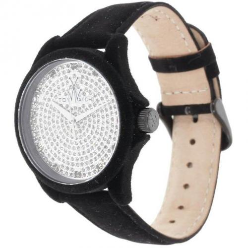 ToyWatch The Sartorial Uhr black/chrystal