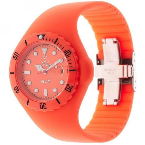 ToyWatch Uhr orange