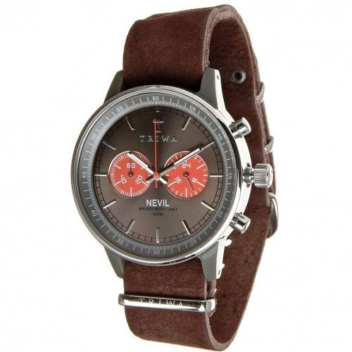 Triwa Nevil Uhr heron brown