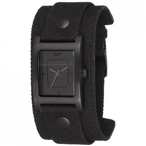Vestal Electra Uhr schwarz