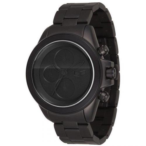 Vestal Zr2 Chronograph schwarz