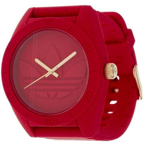 Santiago Uhr rot von adidas Originals