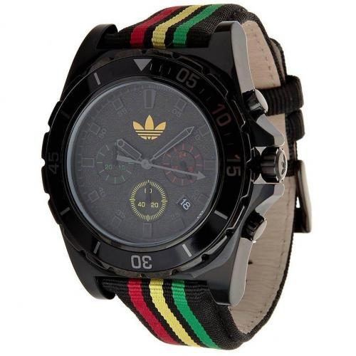 Uhr black von adidas Originals