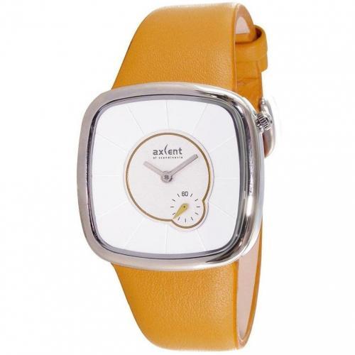 Expression Uhr gelb von Axcent