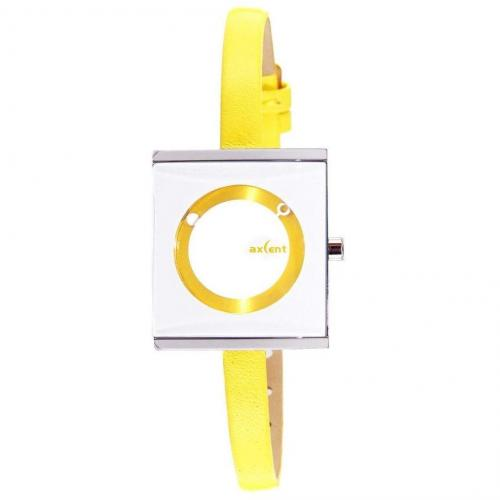 Play Uhr gelb von Axcent