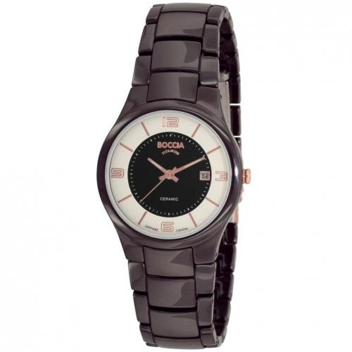 Uhr braun von Boccia