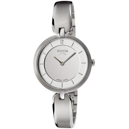 Uhr silber von Boccia