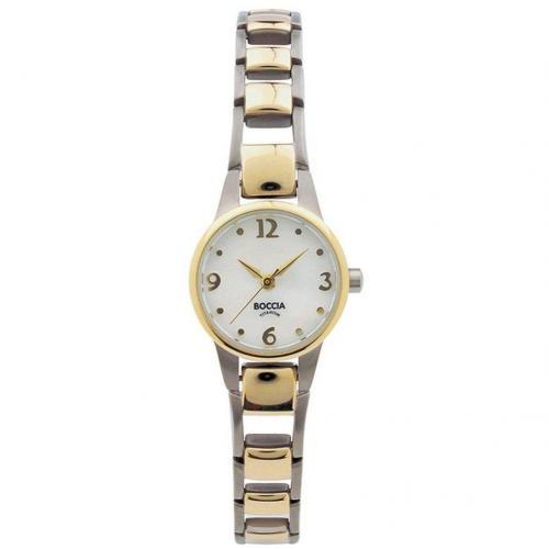 Uhr silber/gold von Boccia