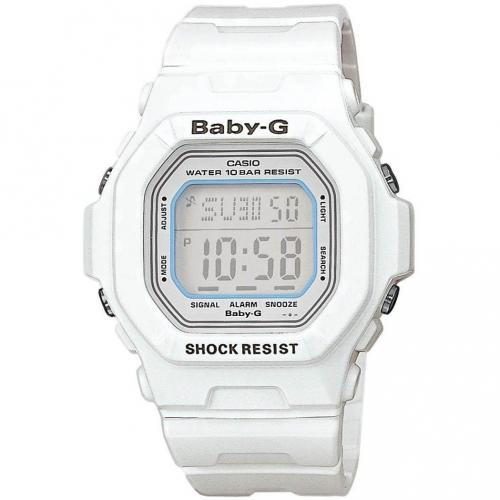 casio baby g 5600wh uhr white miss watch. Black Bedroom Furniture Sets. Home Design Ideas