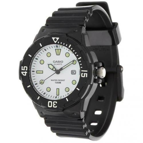 Uhr blackwhite von Casio