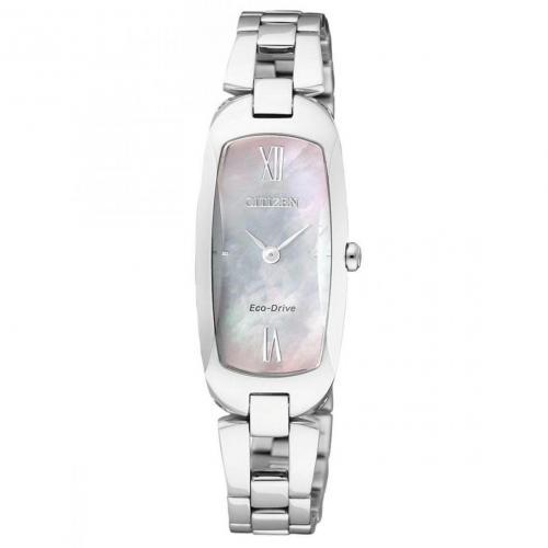 Lady Uhr silber von Citizen