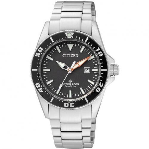 Promaster Uhr silber von Citizen