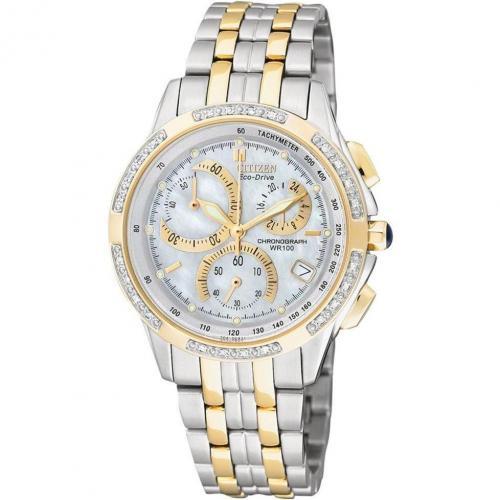 Uhr gold/silber von Citizen