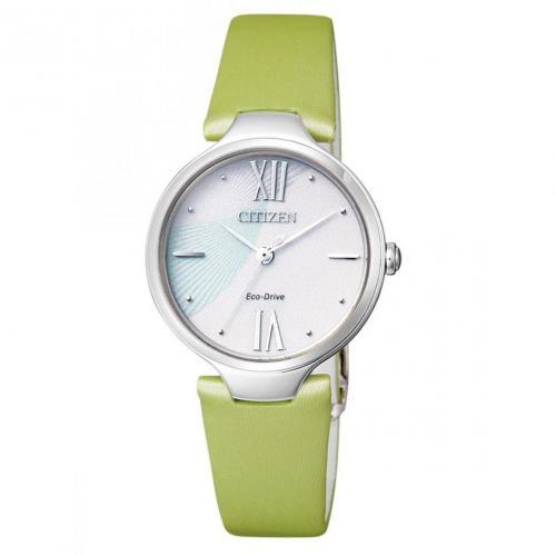 Uhr grün von Citizen