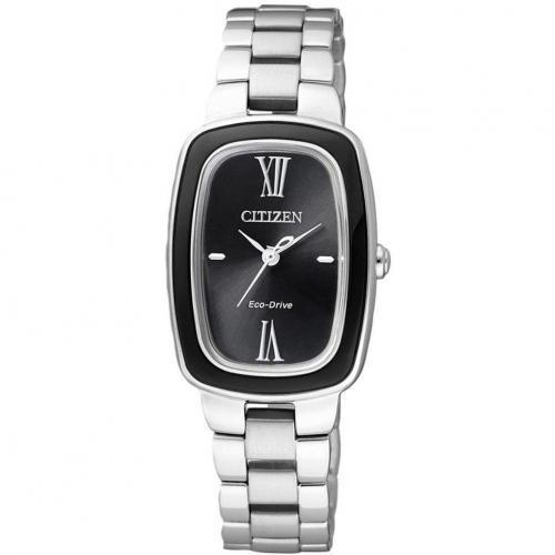 Uhr schwarz von Citizen