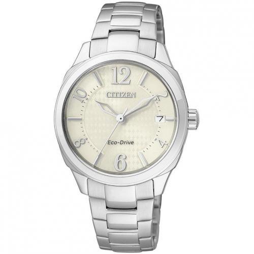 Uhr silber von Citizen
