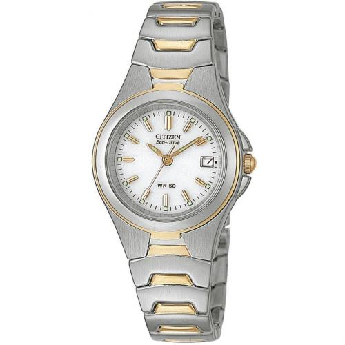 Uhr weiss von Citizen