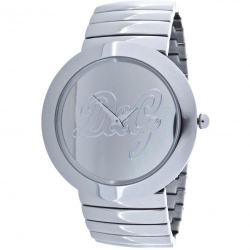 Uhr silber von D&G