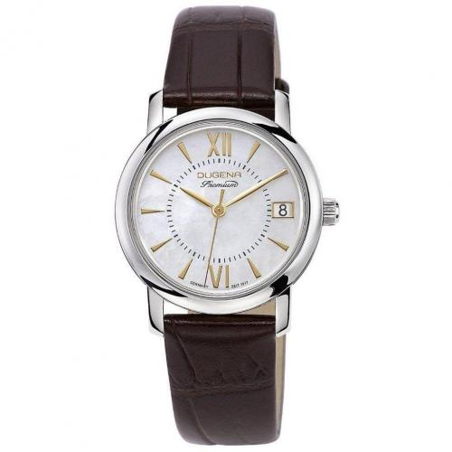 Uhr braun von Dugena Premium