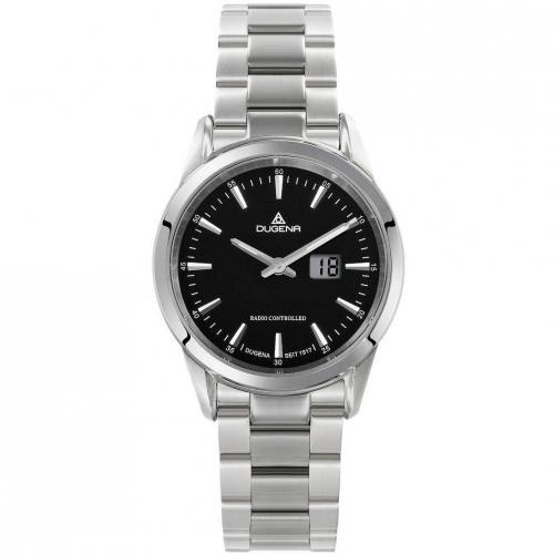 Uhr schwarz von Dugena