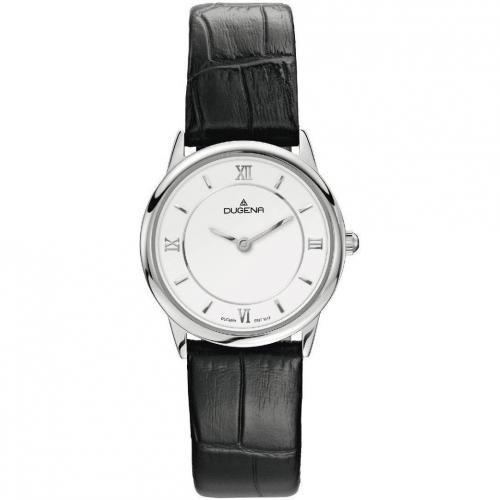 Uhr silber von Dugena